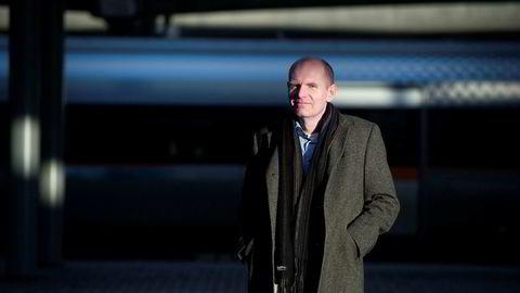 Gorm Frimannslund er administrerende direktør i Bane Nor.