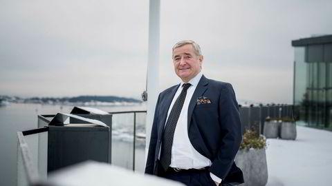 Investor Christen Sveaas eier cirka 5,8 millioner aksjer i NextGenTel, tilsvarende 25,02 prosent.