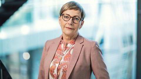 – Ambisjonen vår er at det skal være 50 ansatte som tar sluttpakke, sier konsernsjef Liv Ulriksen i Sparebank 1 Nord-Norge.