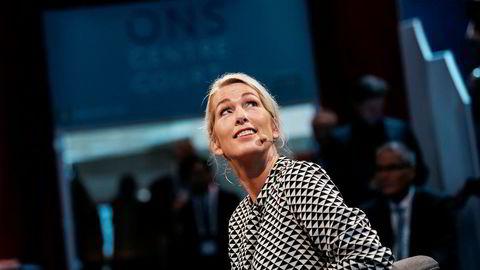 Anita Krohn Traaseth, avtroppende leder av Innovasjon Norge.