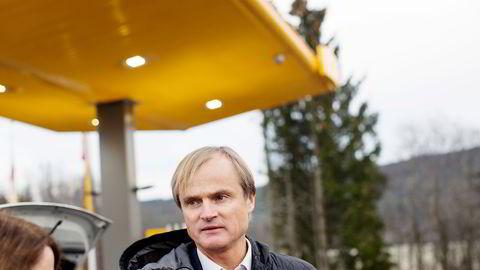 Investor Øystein Spray Spetalen er varamedlem i Pressens Faglige Utvalg. Foto: