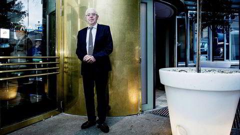 Helt frem til i fjor høst sto Kristoffer Stensrud fast på at Norwegian-aksjen var verdt 500 kroner per stykk.