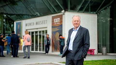 Direktør Stein Olav Henrichsen ved Munchmuseet mener profileringen av Norge som reisemål er fullstendig feilslått.