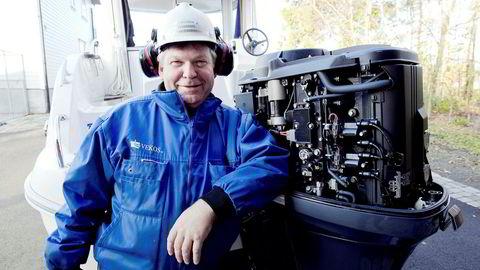 Skipselektriker Eigel Ingvar Thom innehar shippingaksjer for rundt 50 millioner kroner.