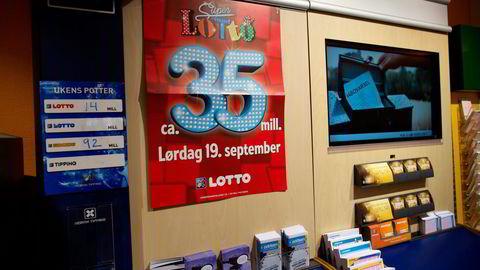 National Geographic og FOX slutter å sende reklame for pengespill på sine TV-kanaler som rettes mot Norge. Illustrasjonsfoto: