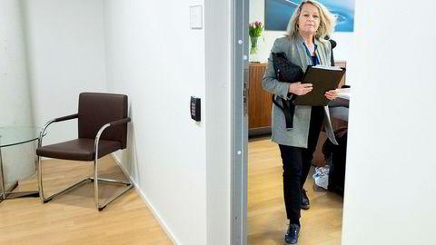 Åse Michaelsen var i litt over ett år eldreminister i Erna Solbergs regjering. I juni sendte hun eposter til Statsministerens kontor om etterlønn.