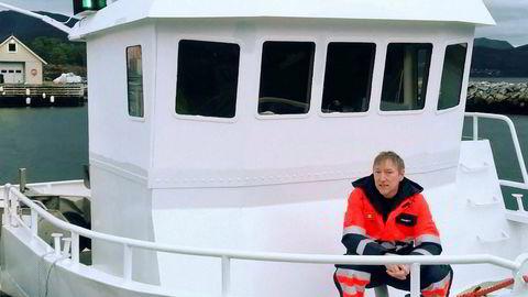 Fisker Idar Leon Nygård fra Vanylven har tjent gode penger på det lille oljeselskapet Questerre, men viser til at det nesten er like gode tider i fiskeri om dagen. Questerre-aksjen steg litt over 30 prosent på Børsen mandag.