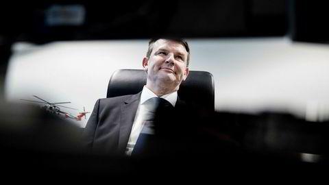 Justisminister Tor Mikkel Vara vil følge pengene i kampen mot terror.