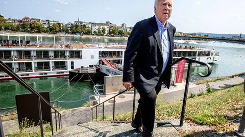 Den Sveits-bosatte rederen Torstein Hagen har begått ran av det norske fellesskapet mener SVs finanspolitiske talsperson Kari Elisabeth Kaski.