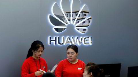 Giganten Huawei får full støtte av kinesiske myndigheter i sitt søksmål mot USA.