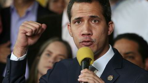 Venezuelas opposisjonsleder Juan Guaidó mener kampen mot Maduro-regimet fortsatt kan vinnes.