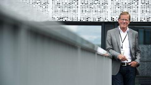 Direktør for rettsavdelingen i Skattedirektoratet, Jan M. Magnus, sier at medieoppslag vil få konsekvenser for muligheten for å få skatteamnesti. FOTO: Per Ståle Bugjerde