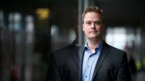Endre Jo Reite, fra nyttår direktør for personmarked i BN Bank