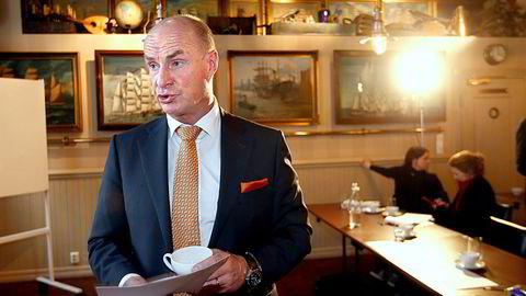 Administrerende direktør Sverre Bjerkeli i Protector Forsikring sier det har vært tvil om oppgjøret etter brannen i Grenfell Tower, men erkjenner at selskapet nå må betale 75 millioner kroner i erstatning etter brannen i 2017.