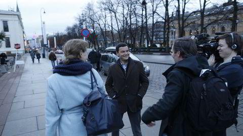 Ulikheten er mindre i Norge enn andre steder, men Thomas Piketty mener man må være bevisst for å hindre at det endrer seg. Foto:Øyvind Elvsborg