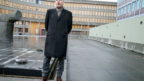 Konstituert vegdirektyør Bjørn Grimsrud leverer forslag om omfattende endringer.