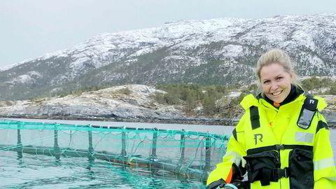 Hilde R. Storhaug er sjef for torskeselskapet Norcod. Nå vil hun på børs.