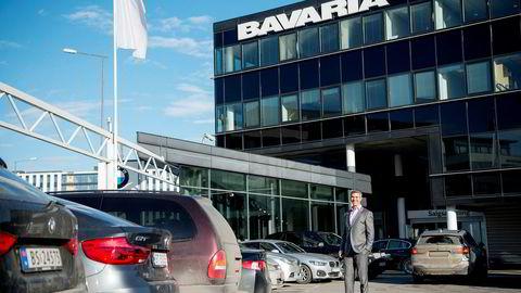 Konsernsjef Jacob Tveraabak i Miklagruppen får ny eier i den svenske bilkjeden Hedin Bil.