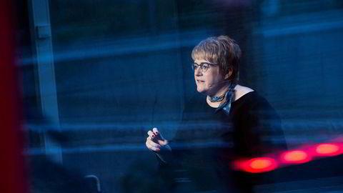 Venstre-leder Trine Skei Grande har beklaget offentlig etter at hun baksnakket partikollega Abid Raja.
