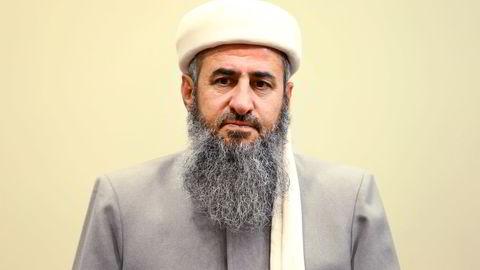 Krekar pekes ut som leder for IS-tilknyttet terrororganisasjon. Foto: Håkon Mosvold Larsen /