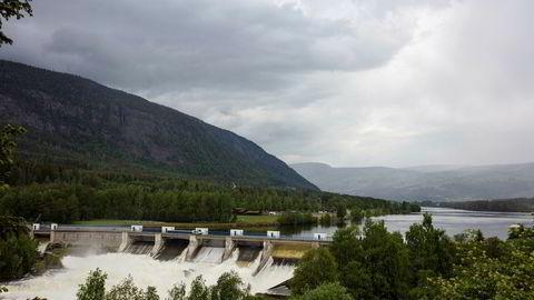 Det er svært mye vann i norske vannmagasiner for tiden.