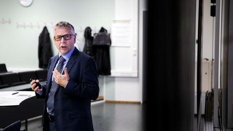 Analysesjef Erik Bruce i Nordea Markets.