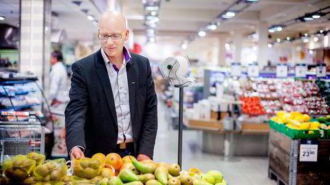 Coop-sjef Geir Inge Stokke selger unna eiendom for å bygge opp dagligvaresatsningen. Foto: