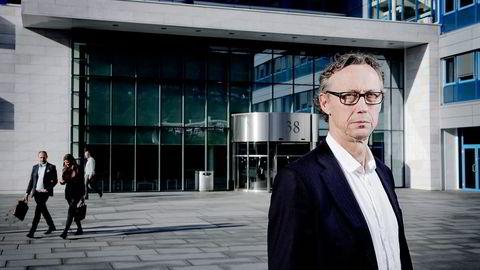 Nordea Liv-sjef Jørund Vandvik leverer rekordresultat for 2015. Foto: