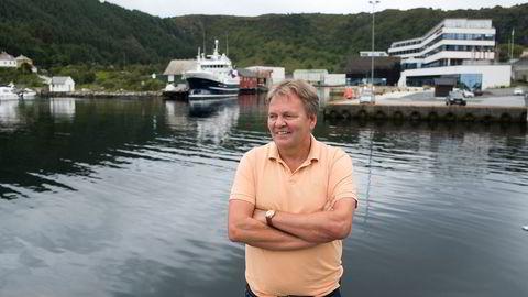 Stig Remøys konsernselskap Olympic Holding gikk med nesten 400 millioner kroner i minus ifjor. Foto: Per Ståle Bugjerde