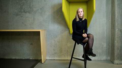 Guri Husom Vonen er en av seks kandidater som har sikret seg sommerjobb hos PwC.