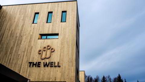 Stein Erik Hagen eier The Well gjennom aksjeselskapet Canica. Spasatsingen har aldri gått i pluss siden oppstart i 2014, men Hagen mener 2022 kan snu trenden – hvis pandemien ikke byr på ytterligere vanskeligheter.