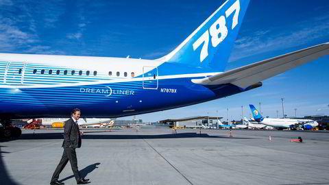 Norwegian fikk trøbbel med et av sine Boeing 787 Dreamliner-fly lørdag.