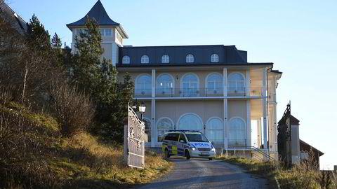 Fredssamtalene skal holdes ved Johannesburg slott i Rimbo noen mil nord for Stockholm.