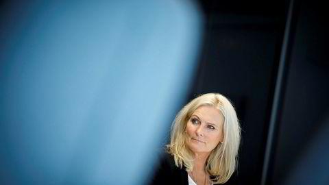 Hege Toft-Karlsen, konsernsjef i Eika Gruppen, er «svært overrasket» over et forslag fra Finansdepartementet hun mener favoriserer storbankene på bekostning av de små.