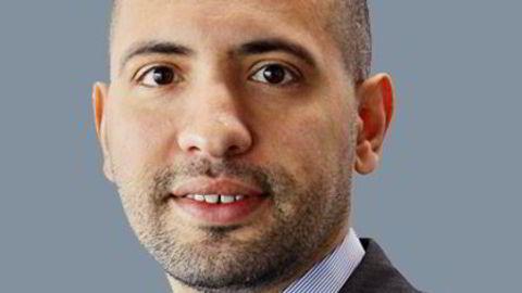 Mohamed Ghanem.                   Foto: First Energy Bank
