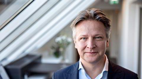 2014 var et inntektsbringende år for Zynk-sjef Claus Sonberg. Foto: Aleksander Nordahl