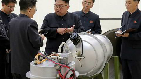 Sanksjonene mot Nord-Korea og Kim Jong-un har ført til mindre motortrafikk i gatene.