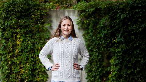 Therese Eia Lerøen, leder av NSO