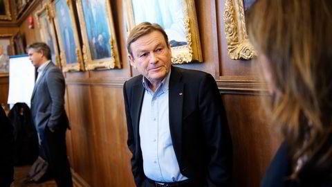 Ifølge administrerende direktør Jan Fredrik Meling skulle «Viking Athene» og «Viking Lady» være sikret arbeid til ut i mars neste år. Foto: Per Ståle Bugjerde