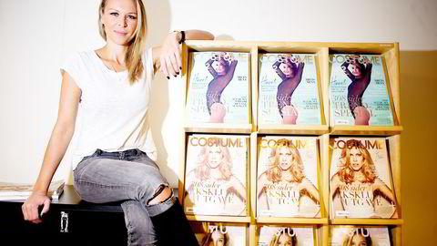 PFU mener redaktør Vanessa Rudjord  blandet rollene som redaktør, stylist og venn i bladets omtale av Pia Tjelta og Jenny Skavlan. Foto: