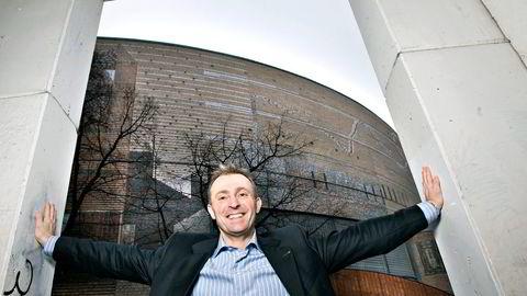 Erik Jensen, administrerende direktør i Bank Norwegian. Foto: Elin Høyland
