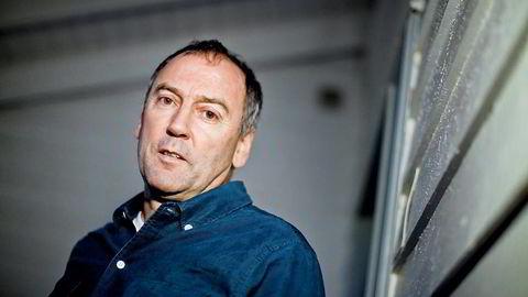Tidligere administrerende direktør Helge Leite i Unobuss. FOTO: KRISTER SØRBØ/VG