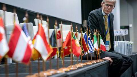 Skattedirektører fra hele verden er med i nettverket som ledes av Norges skattedirektør Hans Christian Holte. Denne uken møtes de i Chiles hovedstad Santiago.