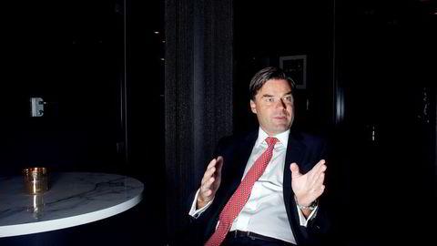 – TGS fortsetter sitt gode «late sales-momentum» i tredje kvartal med en vekst på 35 prosent, sier sjef i TGS, Kristian Johansen.