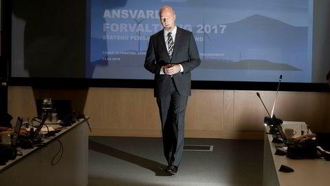Nylig la Oljefondets sjef Yngve Slyngstad frem fondets fjerde rapport om ansvarlig forvaltning. Samtidig presenterte han nye forventninger til selskapene om tiltak mot korrupsjon.
