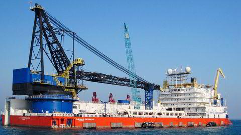 Skipet Norce Endeavour i Solstad Offshore. Foto: