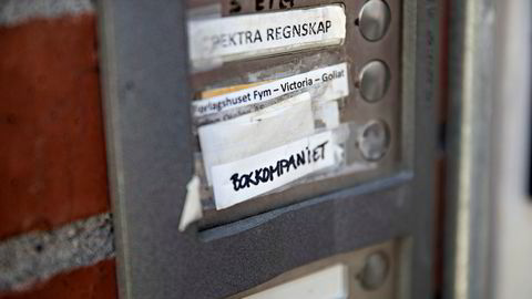Norsk Bokdistribusjon og Notabene administreres fra anonyme lokaler i Brugata i Oslo.