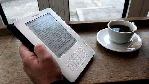 Alt tyder på at ebøker vil bli likestilt med papirutgavene om kort tid. Foto: Terje Bendiksby,