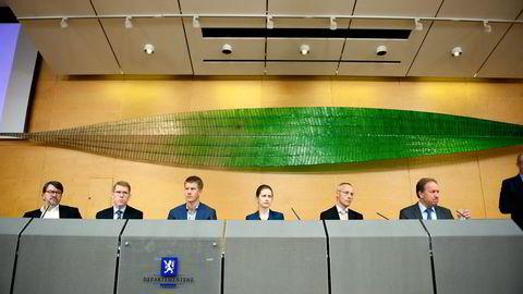 Den pågående skattedebatten, som har sitt utspring i Scheel-utvalget, er spesielt viktig for Norges omstillingsevne. De teoretiske premissene som ligger til grunn for Scheel-utvalgets innstilling samsvarer dårlig med virkeligheten på helt vesentlige punkter, skriver artikkelforfatterne. Foto: Melisa Fajkovic
