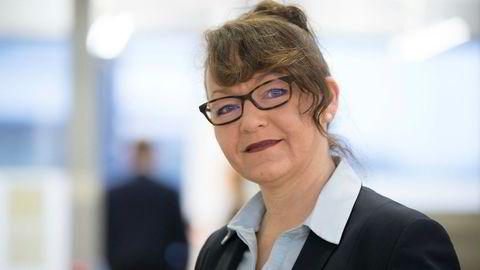 Statssekretær Line Miriam Sandberg (Frp) i Helse- og omsorgsdepartementet slutter i jobben.